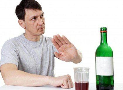 После кодирования от алкоголизма